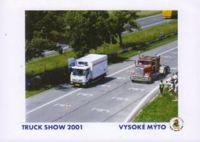 Truck show 2001